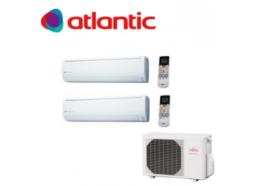 Climatisation Réversible - Bi Split 4.8 Kw R32 - Atlantic